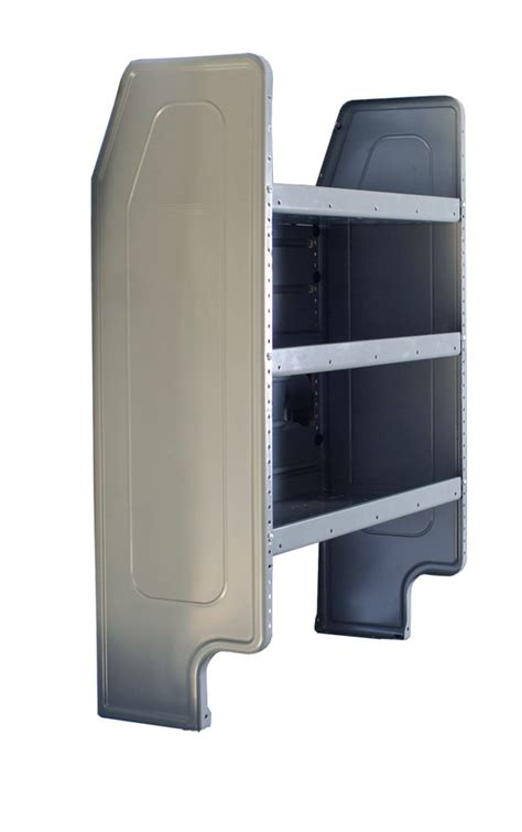 adseries shelving unit for transit connect