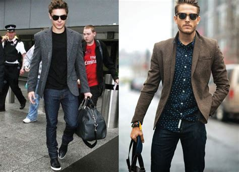 Emba Casual Tennos Peacot Blue how to wear the sports jacket with