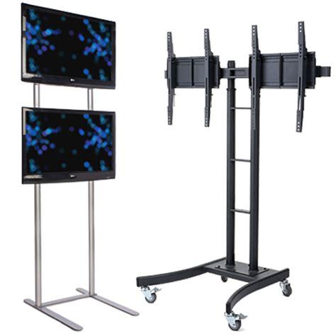 Tv Doubeld Universal monitor stands universal flat screen tv mounts