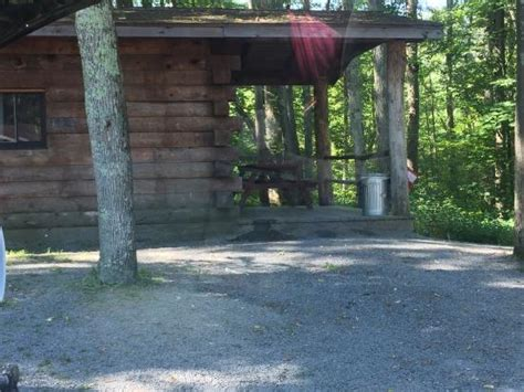 Cabins Near Knoebels by Our Csite Picture Of Knoebels Cground Elysburg