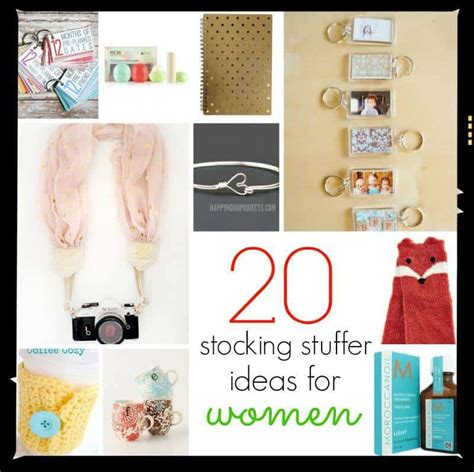 stocking stuffer ideas for her stocking stuffer ideas for him under 10