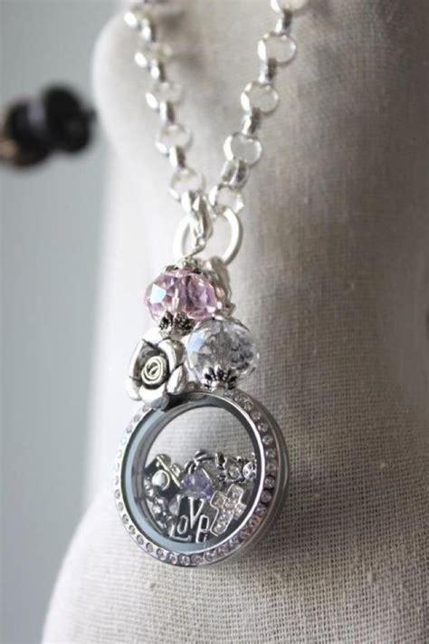 Necklaces Like Origami Owl - origami owl jewelry