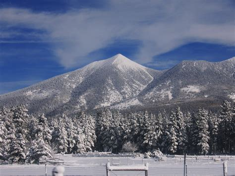 weathamans why is flagstaff so snowy