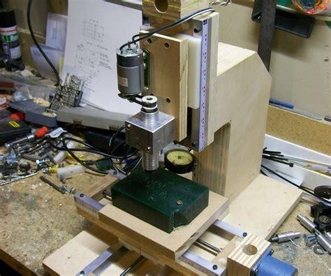 machine diy how to make a mini milling machine manual or cnc 14