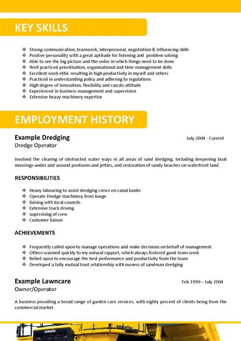 Resume Template Australia Mining we can help with professional resume writing resume