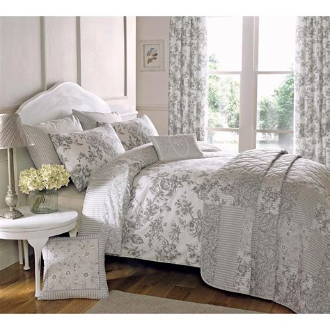 Country Duvet Covers country toile duvet cover with florals reversible patchwork stripes ebay