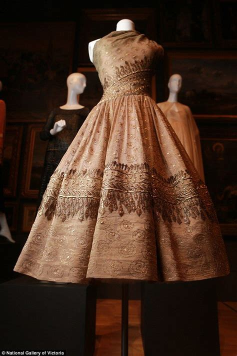 coco chanel to christian haute couture dresses on