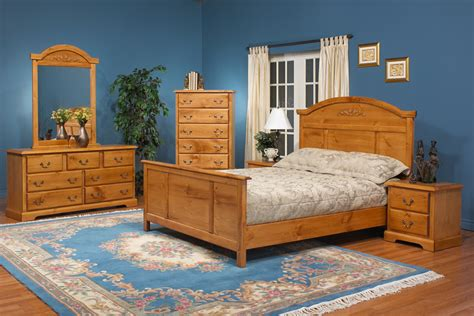 pine bedroom set the colors of pine bedroom furniture homedee com