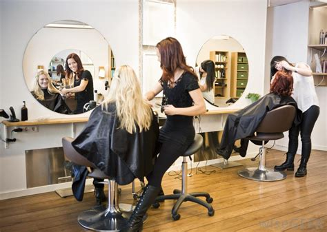 Hair Dresser In what are looking for in a hair salon salon price