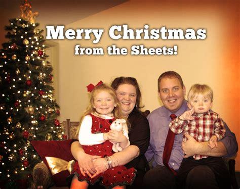 merry christmas   sheets family stevansheetscom