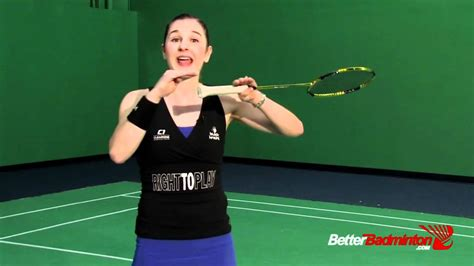 tutorial badminton youtube how to tire out your opponent badminton tips youtube