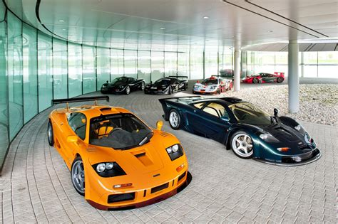 mclaren f1 factory 21 mclaren f1s at mclaren factory meeting page 3