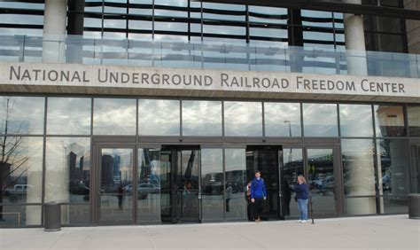 national underground railroad museum retirees eastern
