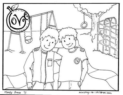 showing affection coloring sheet love fruit of the spirit coloring page sunday school