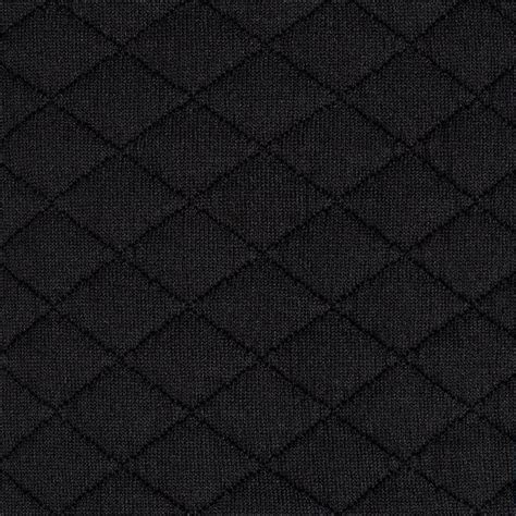 Black Quilted Fabric By The Yard by Black Quilt Fabric