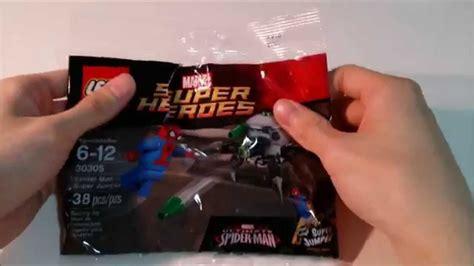 Lego Polybag 30305 Jumper lego spider jumper polybag 30305 review