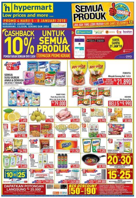 Cek Minyak Goreng Fortune info promo koran minggu ini jsm hypermart harga murah