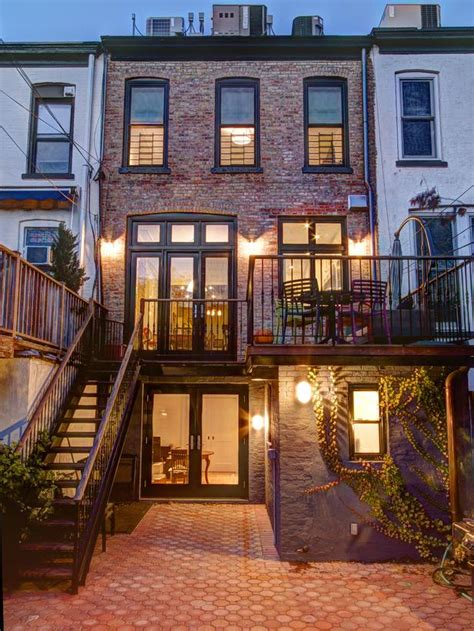 brooklyn house brooklyn brownstone traditional outdoors from ben herzog