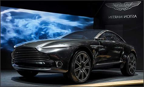 2019 aston martin suv 2019 aston martin dbx suv release date and pricing