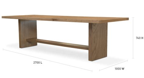 dining table bench dimensions hunter furniture kobe dining table