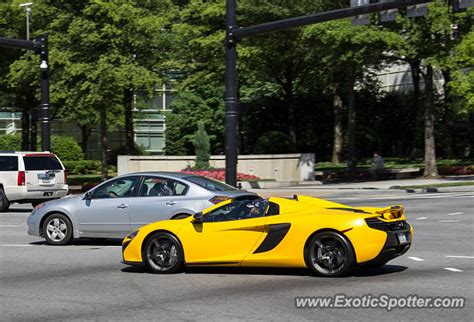 mclaren 650s spotted in atlanta on 05 23 2015
