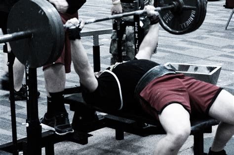 bench press press sport specific training smart strength