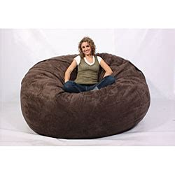 lovesac bigone lovesac 8 foot foam bigone epresso lounge bag chair