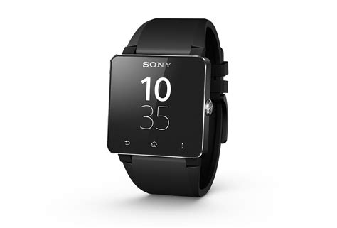 Sony Android Smartwatch 2 smartwatch 2 sw2 phone remote sony xperia united states
