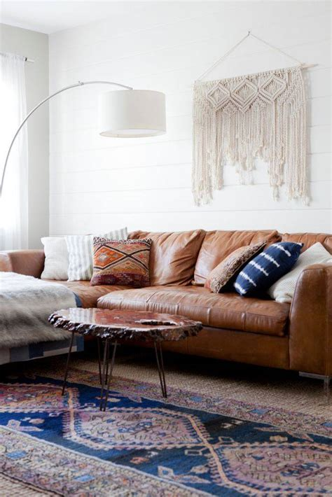 rug for brown leather couch brown and gold home interior ideas my style vita
