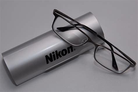 nikon titanium eyeglasses eyeglasses