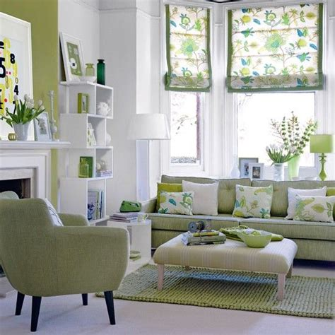 Green And White Living Room by 26 Relaxing Green Living Room Ideas Designing Home