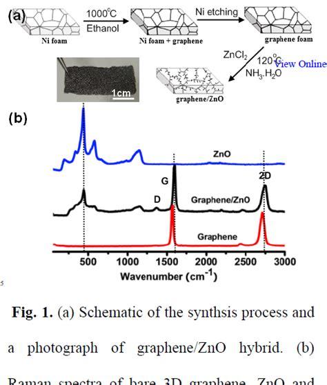 al quimicos hybrid structure  zinc oxide nanorods