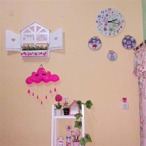 cara membuat hiasan dinding rumah sederhana cara membuat gantungan hiasan pintu kamar tips cara