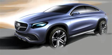 New Mercedes Gla Coupe by Coupe Coup Gla Could Be Next Fastback Suv
