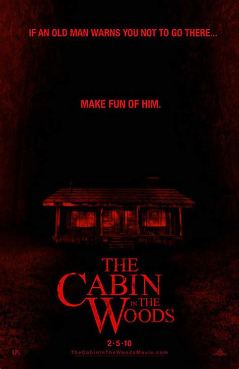 the cabin in the woods novel review