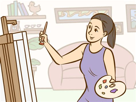 how to be an professional artist 4 ways to become a professional artist wikihow