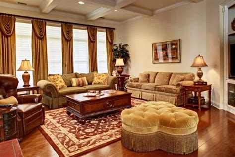 family members room decorating suggestions with classic