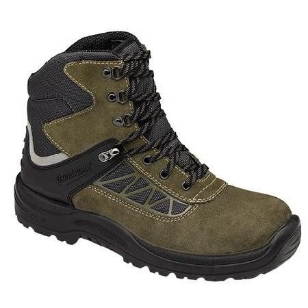 blundstone suede leather hiker safety boot websafety