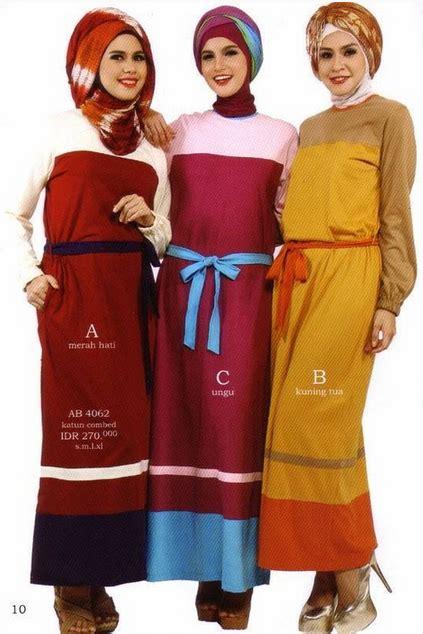 koleksi 10 baju muslim trendy untuk anak muda terkini