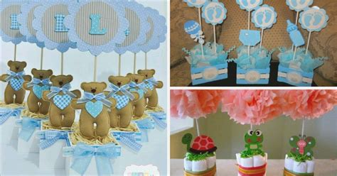 Baby Shower Centros De Mesa Para Ni O by Centros De Mesa Para Baby Shower Ni O Tomorrowliving Me