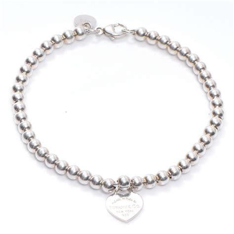 sterling silver beaded bracelet co sterling silver return to mini