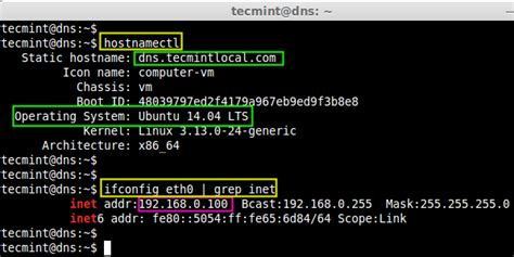 setup ubuntu server dns setting up a caching dns server in ubuntu server 14 04
