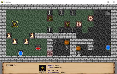 rpg tactical fantasy game