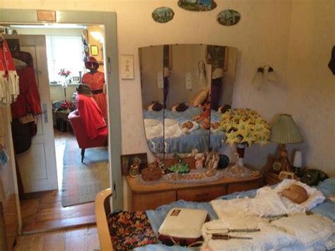 schlafzimmer 50er schlafzimmer bild nostalgie der 50er jahre