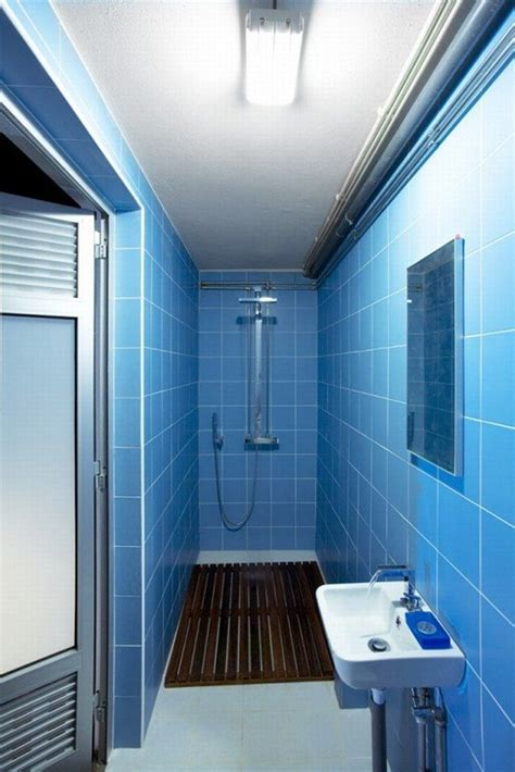 40 vintage blue bathroom tiles ideas and pictures