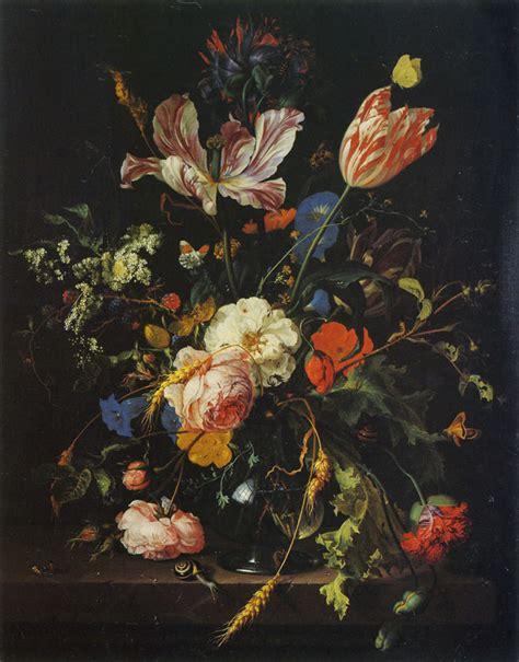 Jan Davidsz De Heem Vase Of Flowers by File Jan Davidsz De Heem A Vase Of Flowers C 1660