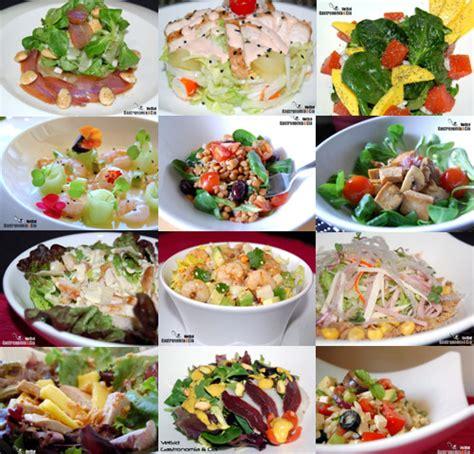 imagenes ensaladas verdes doce recetas de ensalada gastronom 237 a c 237 a