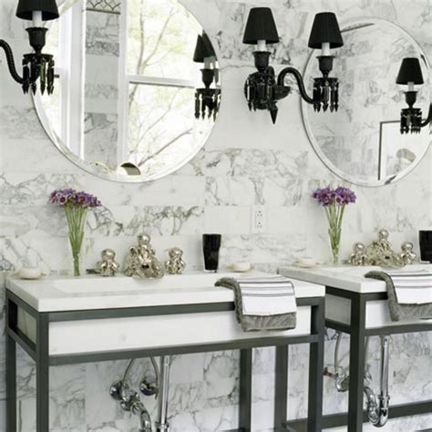 beautiful white bathrooms beautiful black and white bathrooms traditional home