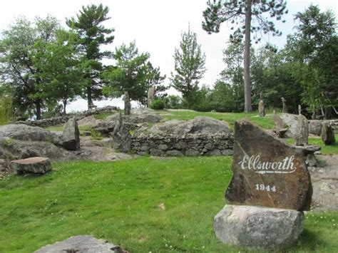 Rock Garden Mn View Picture Of Ellsworth Rock Gardens Voyageurs National Park Tripadvisor