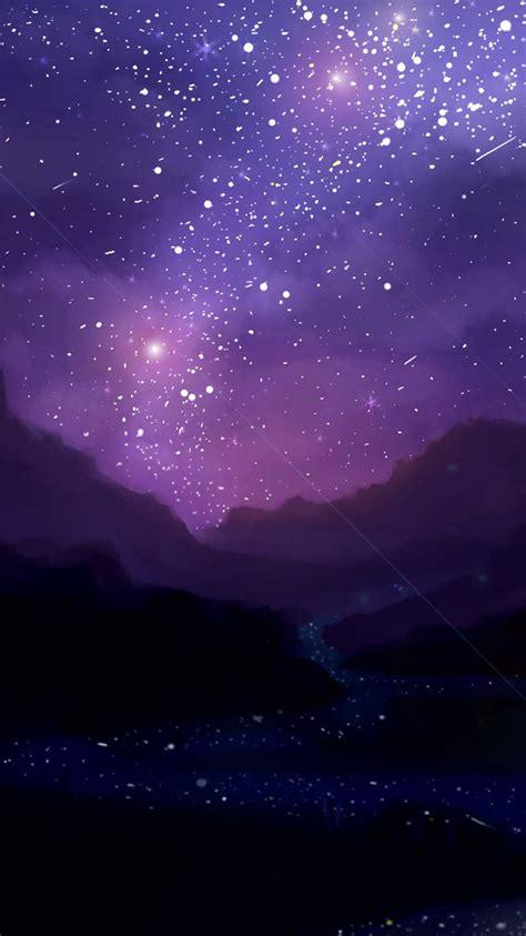 night iphone stars wallpaper   wallpaper hd